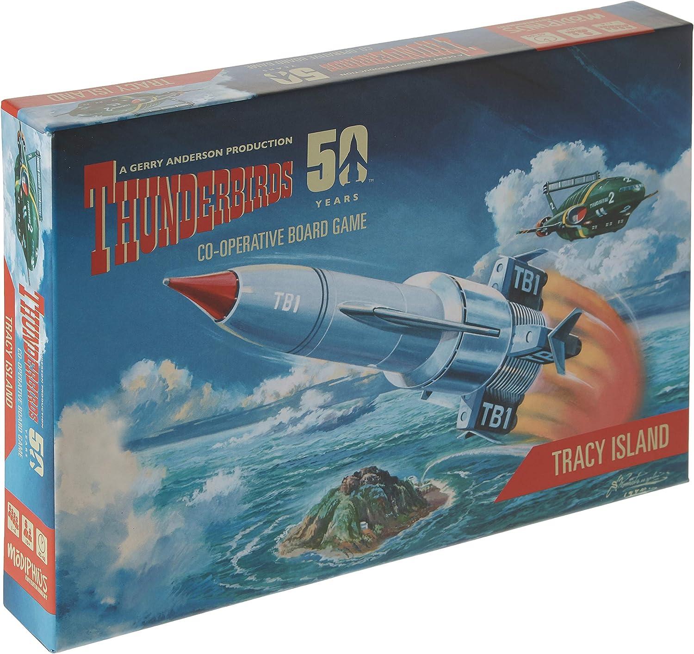 Modiphius Thunderbirds Expansión de Juego de Mesa: Arriba y Abajo ...