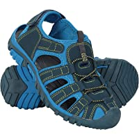 Mountain Warehouse Bay Kids Shandals - Neoprene Shoes Sandals, Comfortable Childrens Beach Shoes, Midsole, Adjustable Summer Shoes - Footwear for Walking, Travelling