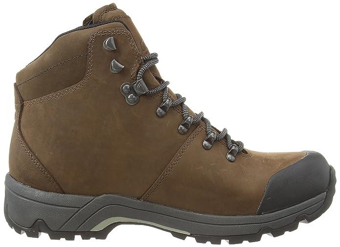 Berghaus Fellmaster GTX Tech Boot Am BRN/BRN, Scarpe da Escursionismo Uomo, Marrone (Braun (Earth/Espresso)), 42.5 EU