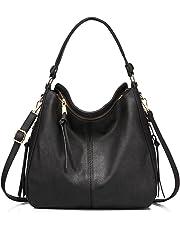 Realer Handbags and Purses for Women Large Ladies Shoulder Bag Stylish Hobo Bag Purse