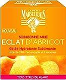 Le Petit Marseillais Gelée Hydratante Sublimant Eclat Abricot Pot 50 ml - Lot de 2