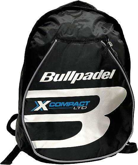 Mochila Bullpadel X-Compact Silver: Amazon.es: Deportes y aire libre