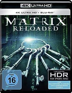 Matrix 4K Ultra HD + 2D-Blu-ray remastered + Bonus-Blu-ray Alemania Blu-ray: Amazon.es: Reeves, Keanu, Fishburne, Laurence, Moss, Carrie-Anne, Pantoliano, Joe, Weaving, Hugo, McClory, Belinda, Arahanga, Julian, Chong, Marcus, Wachowski, Andy, Wachowski ...