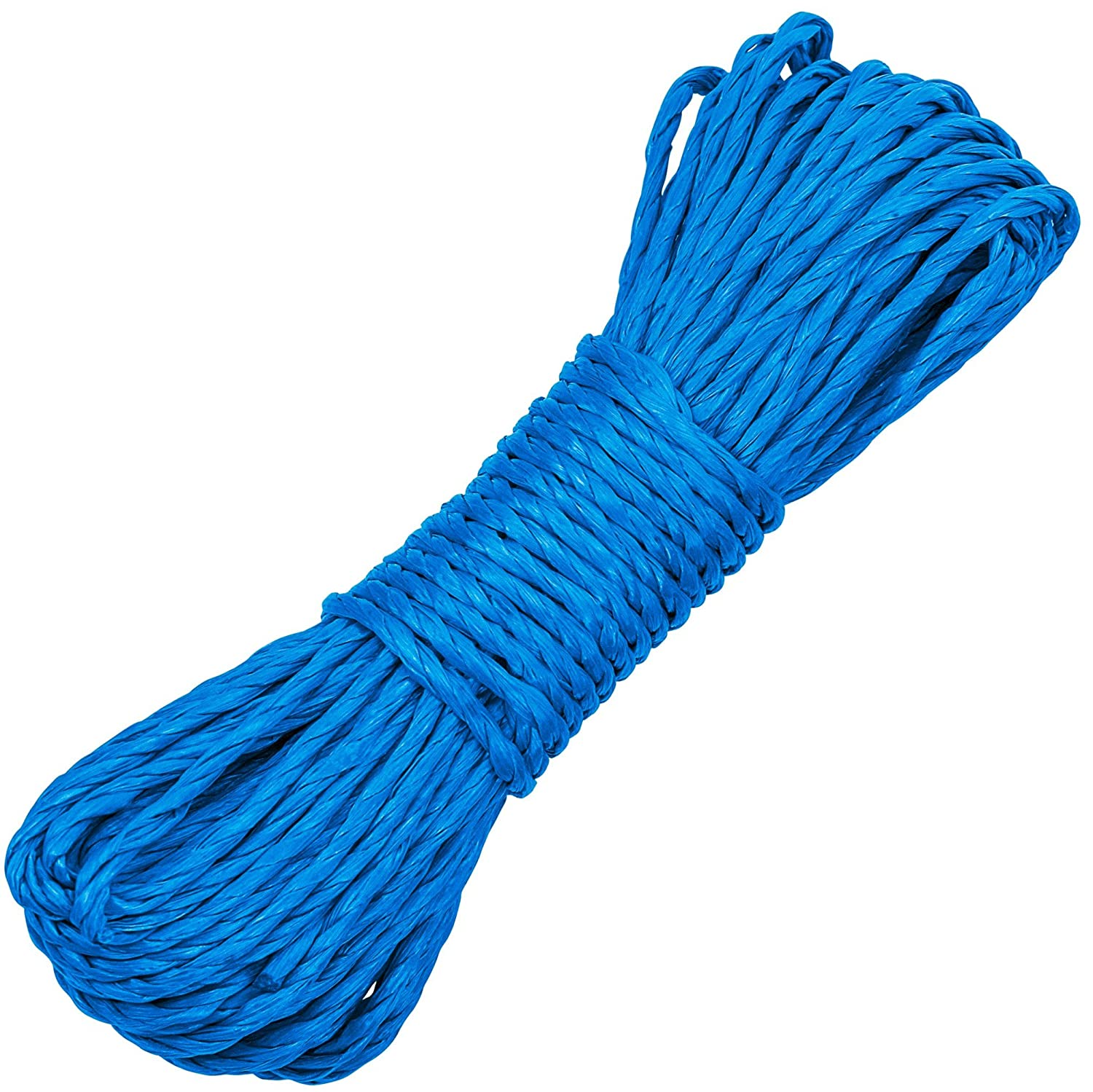 Pack of 4 Utility Rope Random Colors Assigned SteadMax 75 Feet Twisted Propylene Rope 3//16 Inch Poly Twine Synthetic Ropes for Outdoor Long Cord