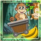 mario kart free - Monkey Kart Jungle Run