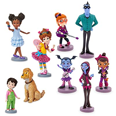 Disney Fancy Nancy & Vampirina Deluxe Figure Play Set: Toys & Games [5Bkhe0304322]