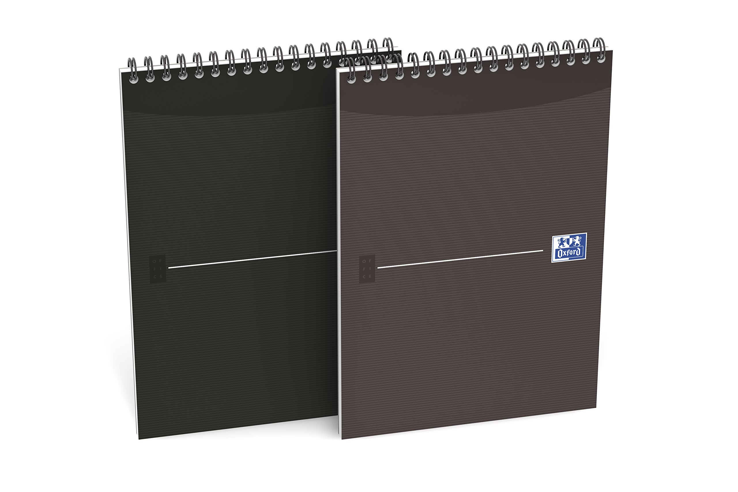 Oxford-10A5Notepad 14.8x 21cm Assorted Colours