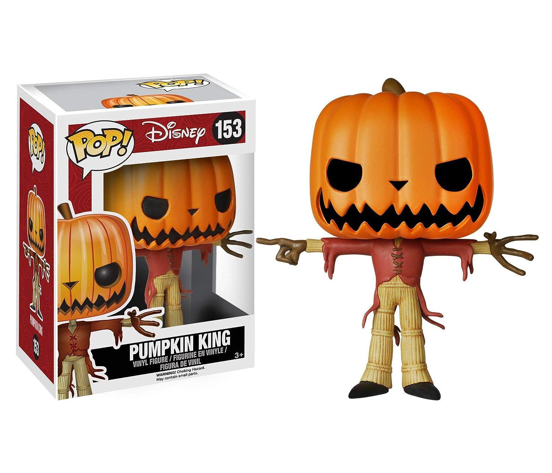 Amazon.com: Nightmare Before Christmas Jack the Pumpkin King Pop ...