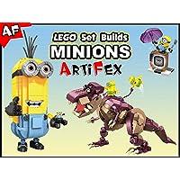 Clip: Lego Set Builds Minions - Artifex