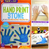 Made by Me Create Your Own Hand Print Stone