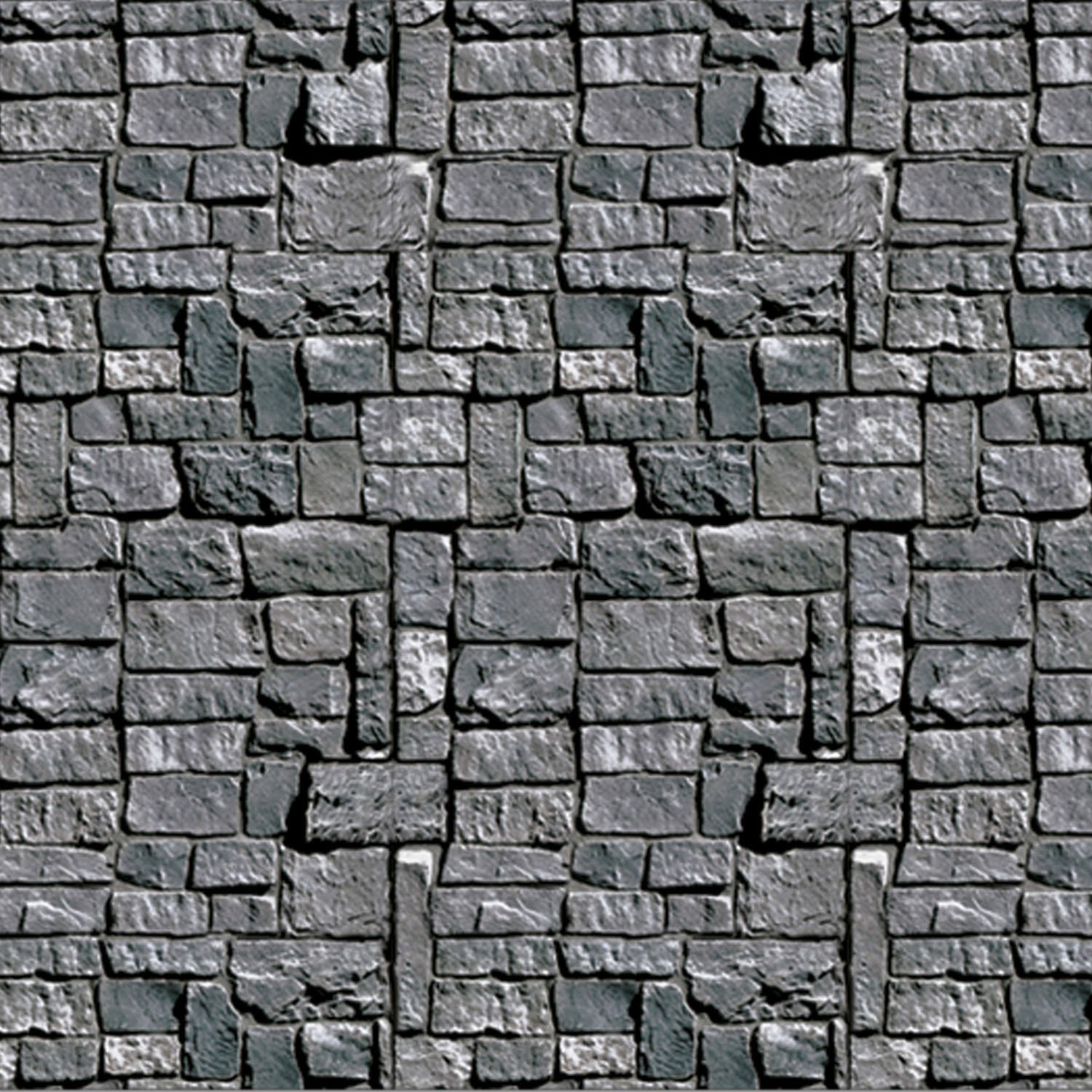 Sandstone wall sandstone wall - Amazon Com Stone Wall Backdrop Party Accessory 1 Count 1 Pkg Christmas Decor Kitchen Dining