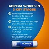 Abreva Docosanol 10% Cream Pump, Only FDA