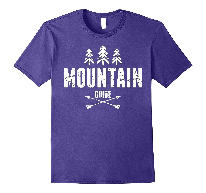 Mountain Guide Camping T Shirt-Vaci