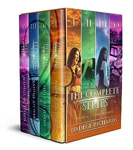 The Bleeding Heart Series Complete Box Set (Books 1-3 + Prequel)