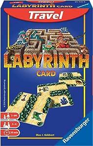 Ravensburger - Labyrinth Travel, Juego de Mesa (234158): Amazon.es: Juguetes y juegos