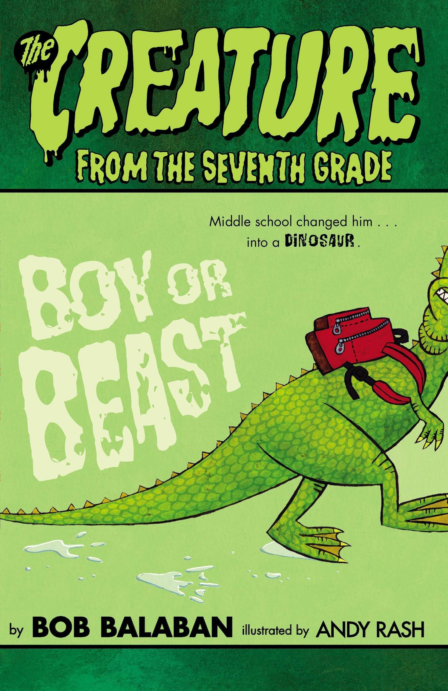 Boy or Beast (Creature from the 7th Grade) PDF