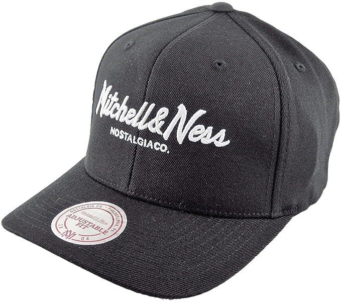 Mitchell & Ness Mujeres Gorras / Gorra Snapback 110 OB Pinscript ...