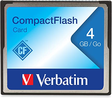 Amazon.com: 4GB CompactFlash Memory Card: Electronics