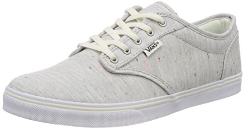 116fc77e9053af Vans Women s Atwood Low Trainers Grey ((Speckle) Gray Q5k) 5 UK ...