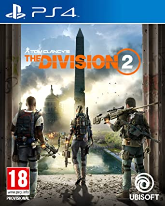 Tom Clancy's The Division 2 (PS4): Amazon co uk: PC & Video