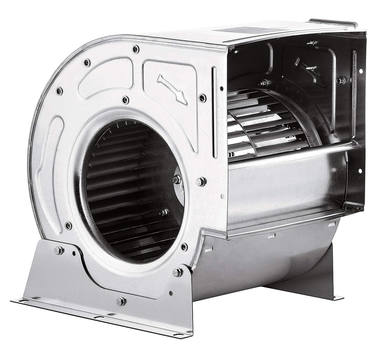 Radialventilator AC double inlet Zentrifugalventilator vorwärts gekrümmt Regler