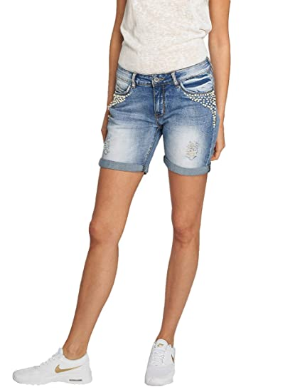 Rock Angel Damen Shorts Caitlin Pearl