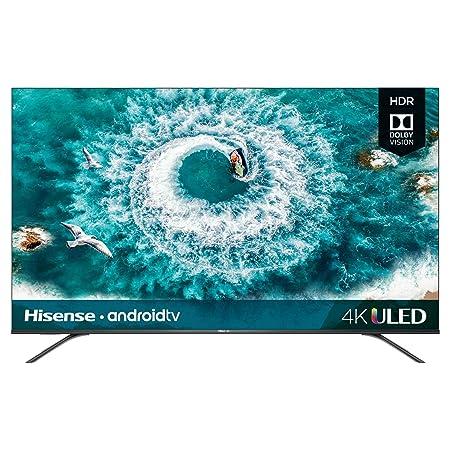 Hisense 55 H8 F 55 Inch 4 K Ultra Hd Android Smart Led Tv Hdr10  (2019) by Hisense