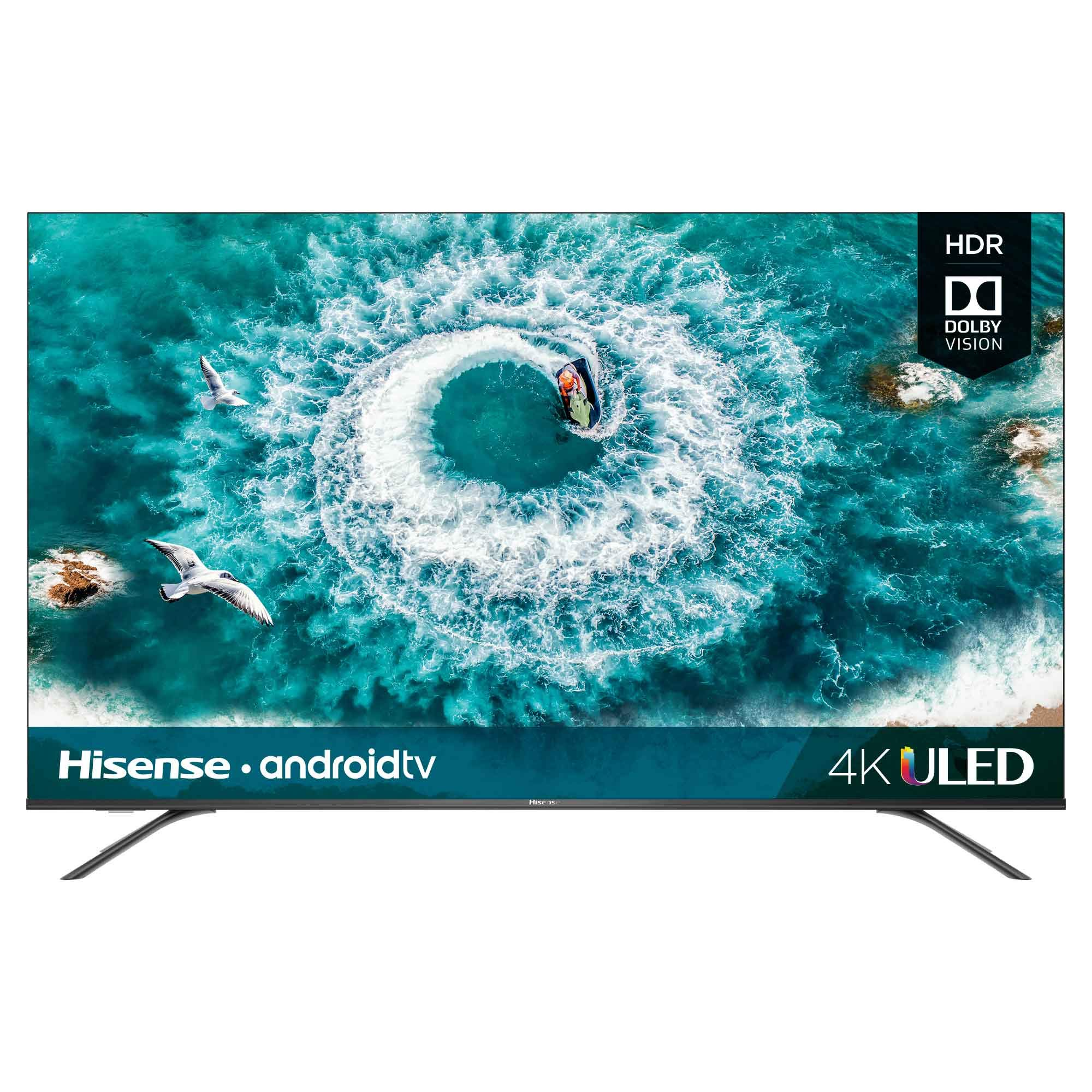 Hisense 55H8F 55-inch 4K Ultra HD Android Smart LED TV HDR10  (2019) by Hisense