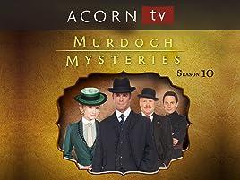 Amazon com: Murdoch Mysteries - Season 10: ITV: Amazon