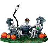 Lemax 33014 Mausoleum Vacancy Spooky Town Table Accent Decor