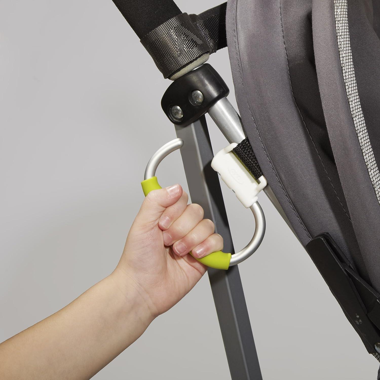 OXO Tot Handy Stroller Hook Grey