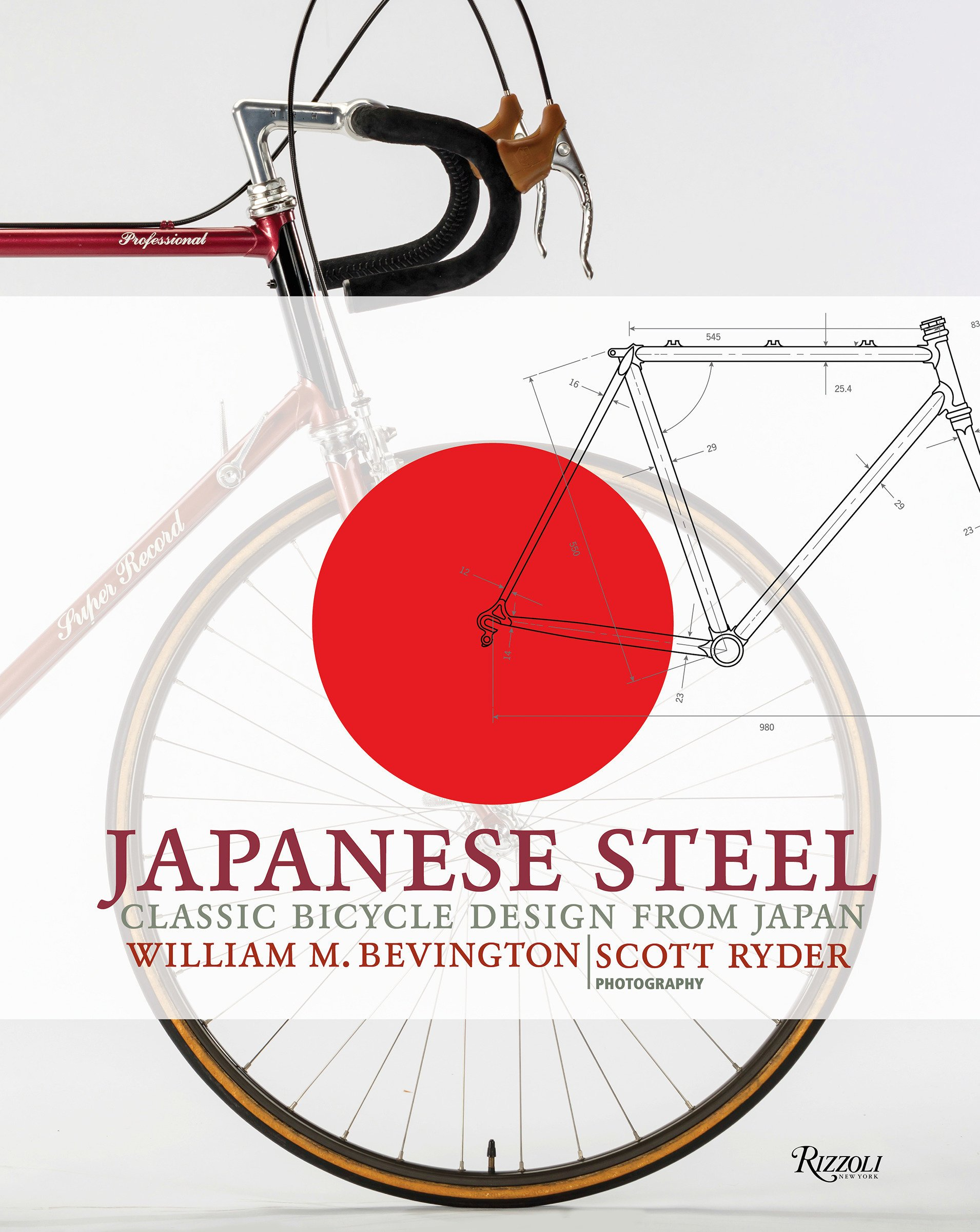 Japanese Steel Classic Bicycle Design From Japan Bevington William Ryder Scott 9780847861705 Amazon Com Books