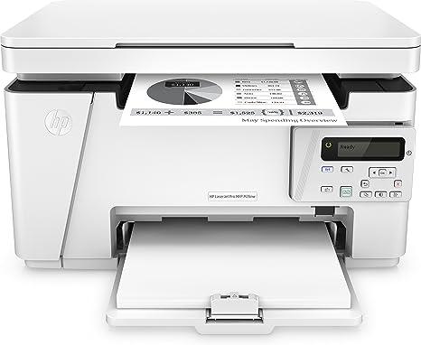 HP LaserJet Pro MFP M26nw Laser A4 Wifi: Hp: Amazon.es ...