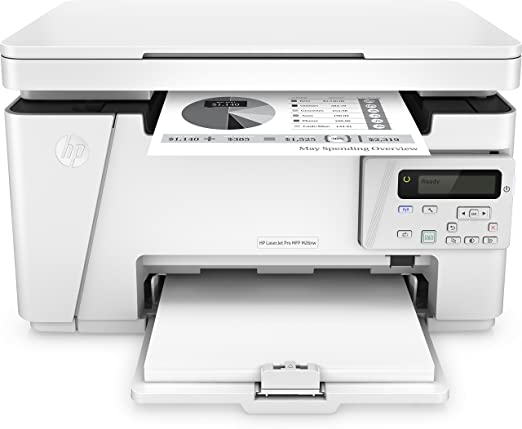44 opinioni per HP M26NW LaserJet Pro Stampante Monocromatica, Wireless, Bianco