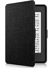 Tsing Funda Kindle Paperwhite de Cuero Sintético Cierre Magnético Ultra Delgado - compatible con de Kindle Paperwhite 1/2/ 3 (No se adapta a 10.ª generación 2018)