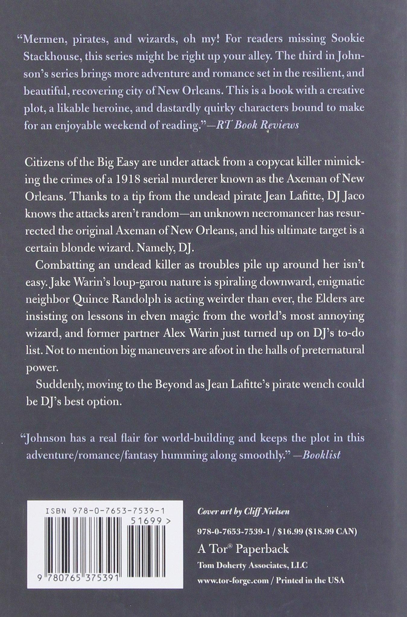Elysian Fields (sentinels Of New Orleans): Suzanne Johnson: 9780765375391:  Amazon: Books