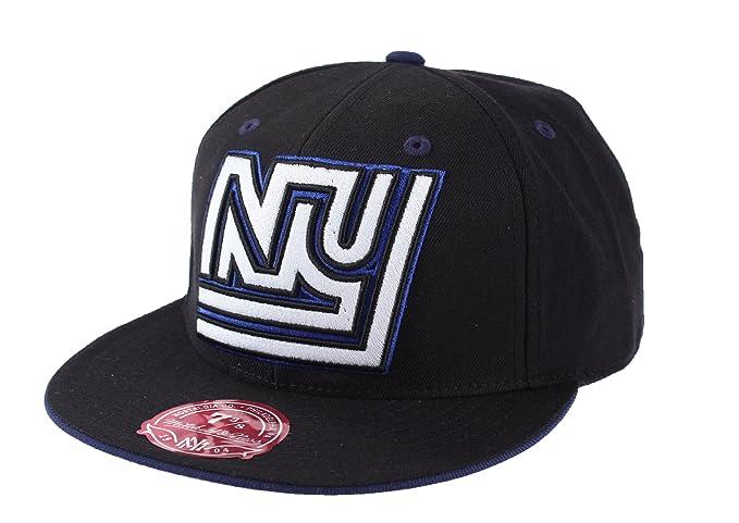 Amazon.com  New York Giants NFL Black XL NY Logo 0fc77069eef9