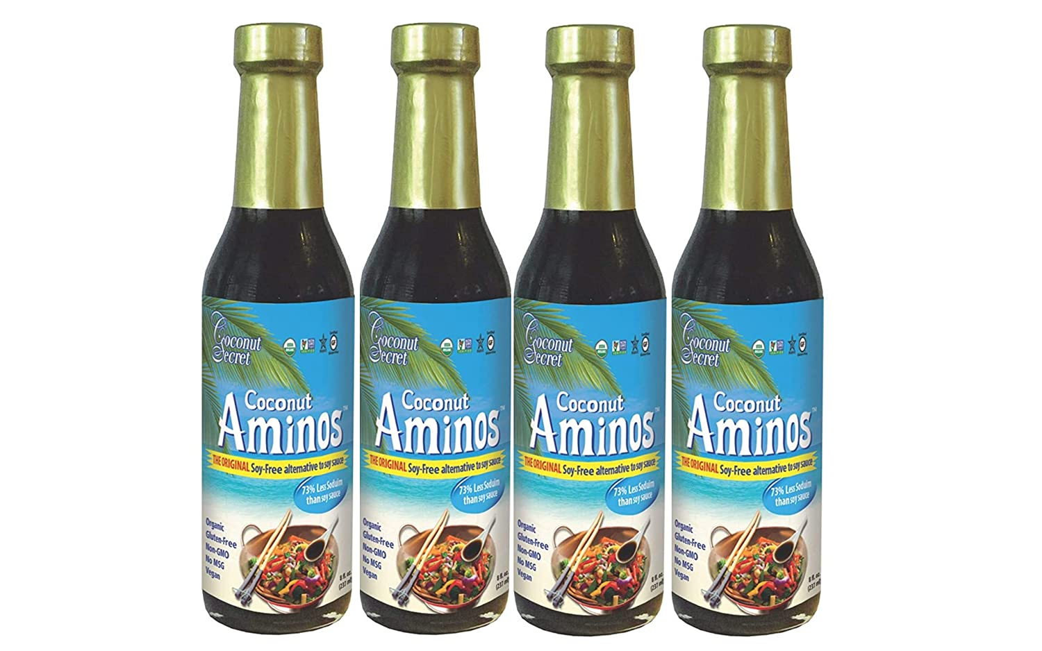 Coconut Secret's gluten-free and soy-free coconut aminos