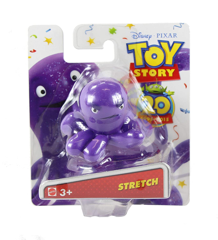 Stretch Bullseye /& Zurg Mattel Alien Disney Pixar Toy Story Buddy 20th Anniversary Collection Set of 5 Mini Figures Hamm