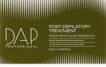 Tratamiento post-depilatorio (12 ampollas x 9 ml)