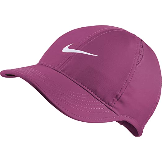 a8846ab1a9914 Amazon.com: NIKE Women's Arobill Featherlight Cap, Active Fuchsia ...