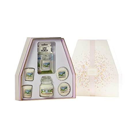 Image Unavailable Not Available For Colour Yankee Candle Everyday Gift Set