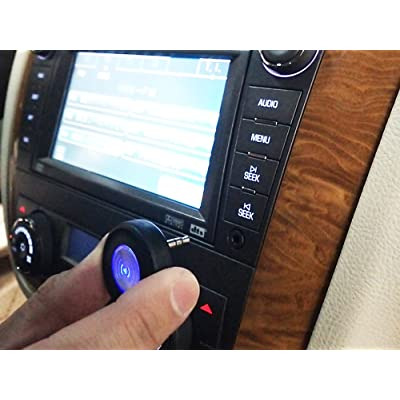 PAC ISBT32 Blujax Wireless Aux Bluetooth Audio Streaming Receiver & Controller: Car Electronics