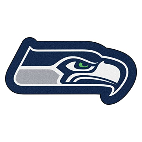 b9619f6ff2c Amazon.com  Fanmats 20987 Team Color 3  x 4  NFL - Seattle Seahawks ...
