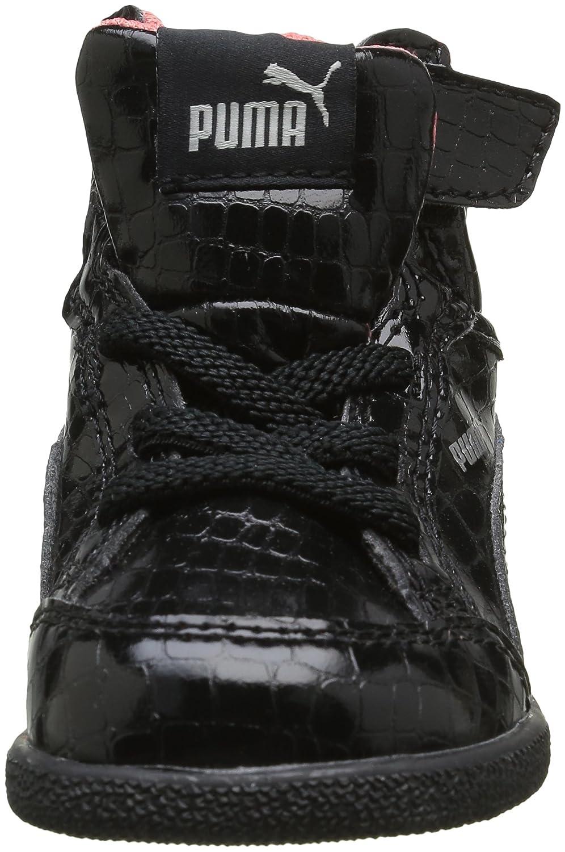 Puma Ikaz Mid SRP V, Baskets Hautes Fille