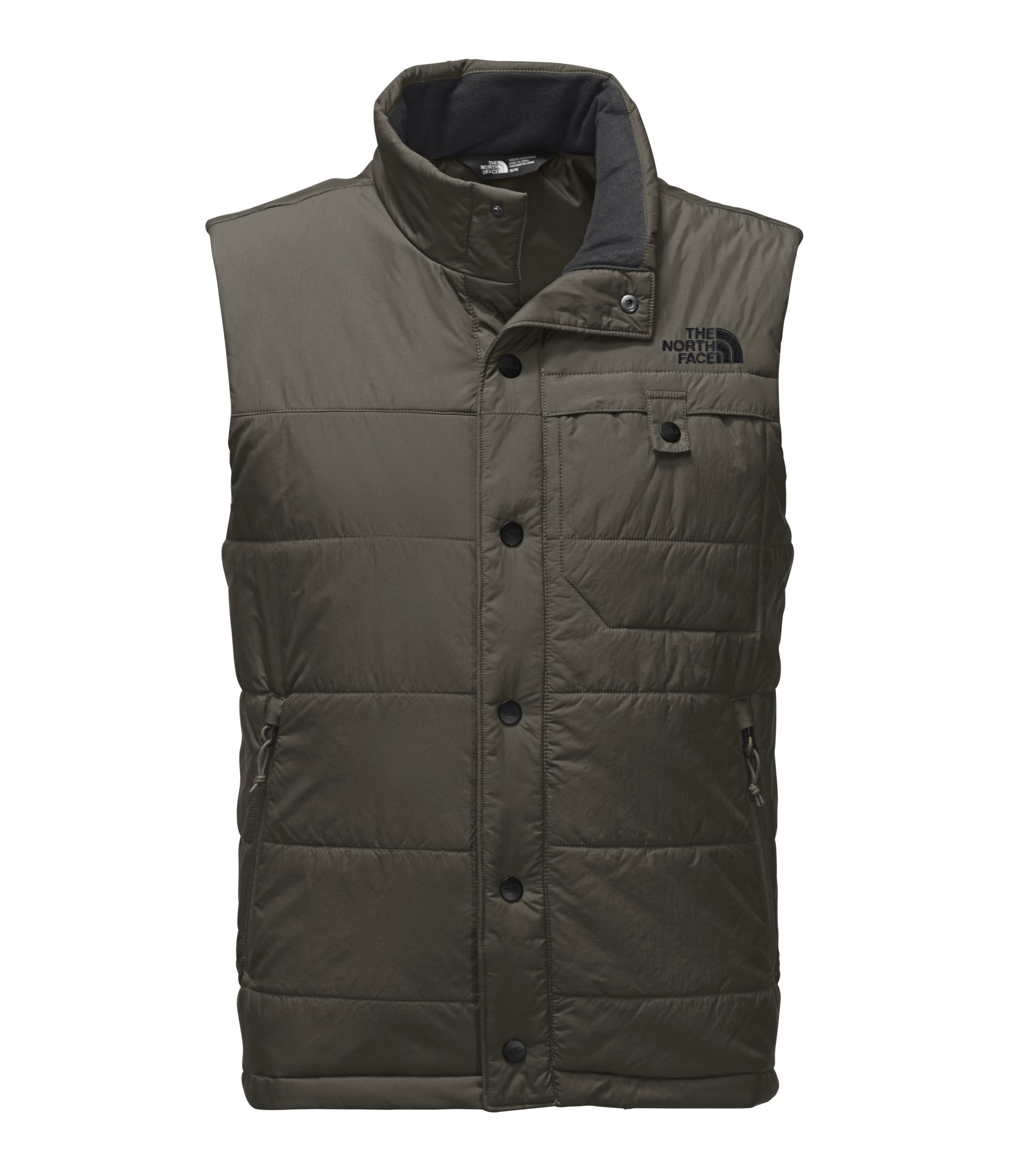 The North Face Men's Harway Vest - New Taupe Green & New Taupe Green - XXL