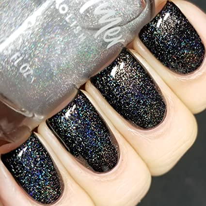 Prism Break Holo Top Coat  0.5 Oz Full Sized Bottle by Kb Shimmer