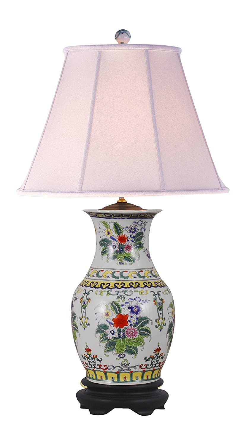 East enterprises lpbwh1012k table lamp multicolored amazon geotapseo Gallery