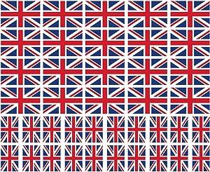 40 Tattoos: United Kingdom, British, Union Jack, UK Flag