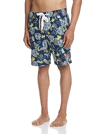 36ce2e89ba Superdry Men's Swimming Shorts Blue Blue Medium - Blue - Small:  Amazon.co.uk: Clothing